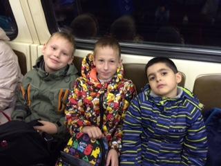 три товарищща