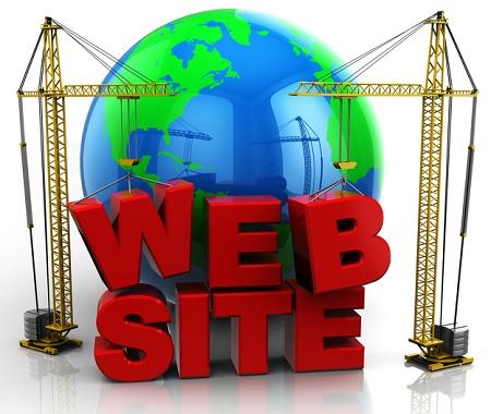 Web site building