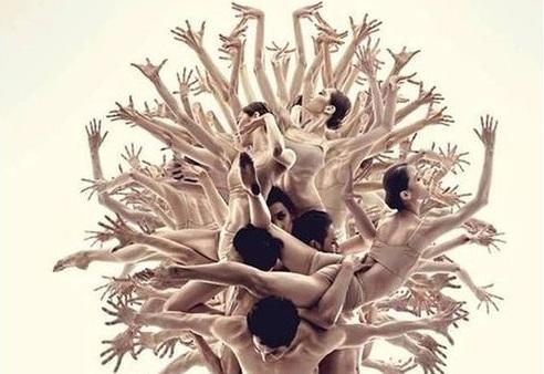 танец дерево